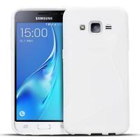 Handy Hülle Samsung Galaxy J1 2016 J120 Silikon Case Cover Schutz Hülle Tasche