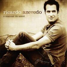RICARDO AZEVEDO - O MANUAL DO AMOR NEW CD