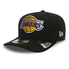 New Era 9Fifty Stretch Snapback Cap - Los Angeles Lakers S/M