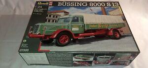 Revell lkw truck 1:24 Büssing 8000 S13