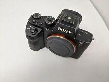 [Broken] Sony Alpha a7R II 42.4MP Digital Camera - Black (Body Only)
