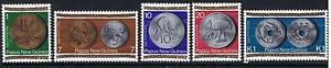Papua New Guinea 1975 New Currency MNH