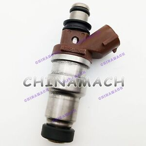 4 pcs New High Quality Fuel Injector 23250-75050 For Toyota RZJ95 3RZ