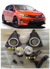 Driving / Spot / Fog Lights Fog Lamps Kit for Toyota Corolla 2012 to 2015