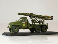 "Studebaker US6 BM-13 ""Katyusha"", collection model cars 1/43"