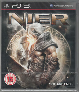 Nier PS3 Brand New Factory Sealed PlayStation 3