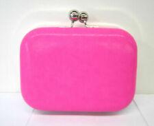 Bolsos y mochilas de mujer rosas pequeños de sintético