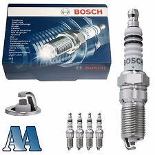 4x Bosch bujía doble platino 0242236544 fr7kpp33u+ 4 cilindro