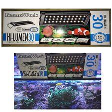 Aqua Light LED Hi Lumen 30 Aufsetzleuchte 12 Watt Beams Work