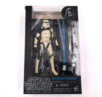 #01 Sandtrooper Limited Star Wars The Black Series Rare Gift Hasbro Edition