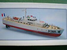 rc modellbau schiffe bausatz VSC Patrouillenboot New-Maquettes-Steingraber