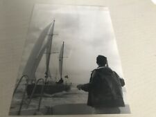 ERIC TABARLY   -  Photo de presse - Format 13x18cm