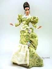 Victorian Evening Dress Outfit Gown Fits Silkstone Barbie Fashion Royalty Candi