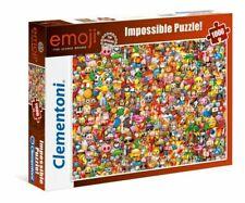 Clementoni Emoji Impossible Puzzle - 1000 Pieces