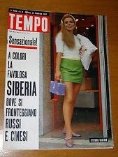 TEMPO 1967/8=STEFANIA CAREDDU=ENZO FUMAGALLI=JACQUES DUTRONC=VARANO DE MELEGARI=