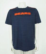 Nike Team Dri-Fit Chicago Bears NFL On Field Blue Shirt Mens Large