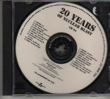 (BM25) 20 Years of Nuclear Blast, CD 04 - DJ CD