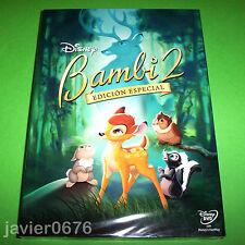 BAMBI 2 DISNEY EDICION ESPECIAL DVD NUEVO Y PRECINTADO