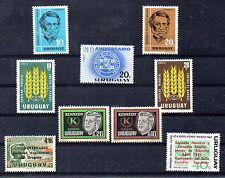 Uruguay Series del año 1962-66 (AU-258)