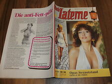 ROTE LATERNE  220 --  Opas Sexnotstand / SEX+CALLGIRLS+DIRNEN