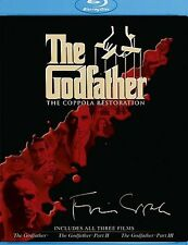 The Godfather Collection(The Coppola Restoration) (Blu-ray Disc, 2008, 4-Disc Se
