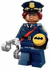 LEGO BARBARA GORDON BATMAN MINIFIGURE THE MOVIE MINIFIGURES SERIES 71017 #6 Lot