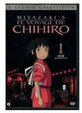 DVD *** LE VOYAGE DE CHIHIRO ***  neuf sous blister