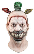 HALLOWEEN ADULT AMERICAN HORROR STORY TWISTY CLOWN  *STANDARD* MASK PROP