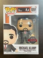 FUNKO POP THE OFFICE MICHAEL KLUMP 1059 SPECIAL EDITION EXCLUSIVE - IN HAND