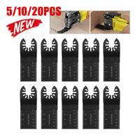 20PCS Oscillating Multi Tool Saw Blades For Fein Bosch Multimaster Makita Ozito