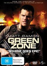 Green Zone - Action/ Military/ Iraq Invasion / Thriller - Matt Damon - NEW DVD
