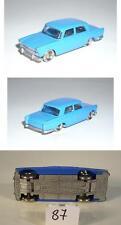 Lego 1/87 Fiat 1800 Limousine blau -rare Farbe- 60er Jh. #87
