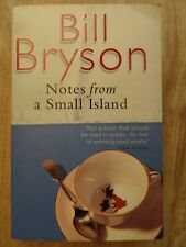 Notes From A Small Island-Bill Bryson,
