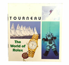 TOURNEAU THE WORLD OF ROLEX CATALOG