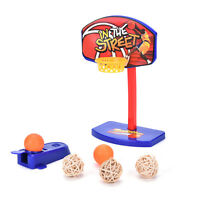 Pet Bird Play Toy Parrot Basketball Hoop Trick Prop+3pcs Bell Balls Brain|GameSE