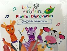 """Baby Einstein, Playful Discoveries Classical Collection, CD """"NEW"""" Disney Records"""