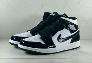 Nike Air Jordan 1 Mid Carbon Fiber DD1649-001 ALL SIZES FREE SHIPPING
