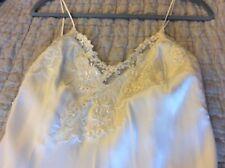 La Perla Maison ivory silk long nightdress size 3