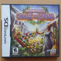 Jewel Master: Cradle Of Athena Nintendo DS DS Lite 3DS 2DS Game Works Complete