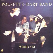 POUSSETTE DART BAND Amnesia FR Press Capitol 2C 066-85.088 1977 LP
