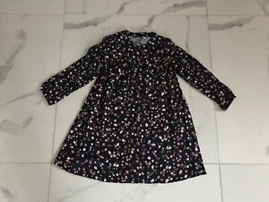 Brand new with tags Girls Kids Blue Dress MATALAN  3-4 years