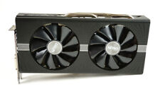 Sapphire Radeon RX 580 4GB Nitro+ Graphics Card | Fast Ship, Cleaned, Tested!