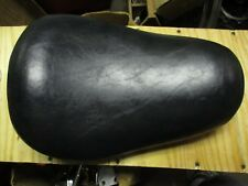 SPORTSTER SOLO SEAT SMOOTH 1982 TO 1992 NICE SHAPE!!