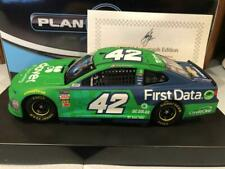 2018 Action Kyle Larson #42 Clover First Data 1/24 Autographed 1 of 84