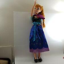 "Disney Princess My Size Anna 38"" Frozen Doll Retired JAKKS Pacific"