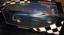 PAULS MODEL ART MINICHAMPS 1:18 F1 BAR SUPERTEC 01 J VILLENEUVE 1999 TESTCAR