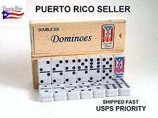 Puerto Rico Flag Drums Guitar Domino Hobby Souvenir Table Game Sport Collector a
