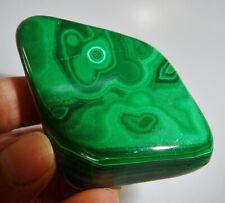 Malachite Crystal Polished Specimen Congo 126 grams