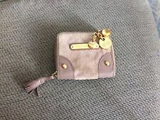 Juicy couture wallet Tan Velour Small