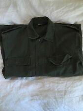 VINTAGE Military Overshirt/jacket Size M